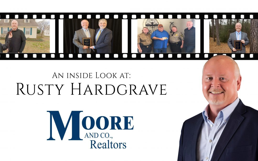 Rusty the Realtor®: A Man of the People